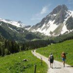 Preparing for the Tour du Mont Blanc