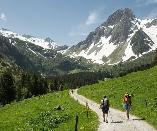 Blogger Bella Bucchiotti of xoxoBella.com shares about how to prepare to trek the Tour du Mont Blanc. She is doing this hike with G Adventures.