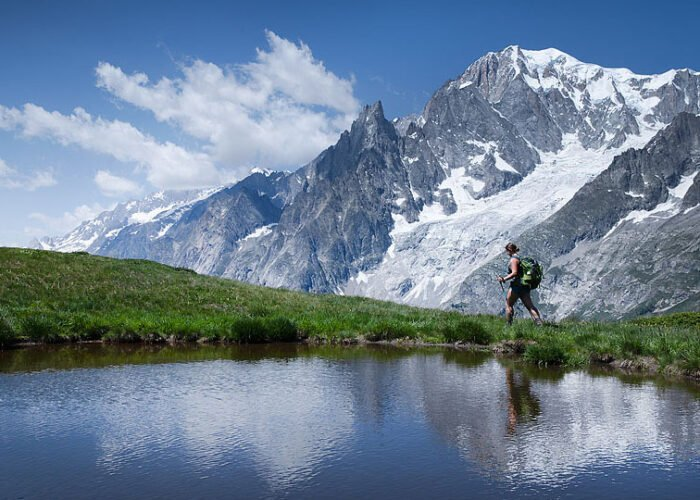 Blogger Bella Bucchiotti of xoxoBella.com shares about why she and other millennials value experiences over things. Her photos are from her trek of Tour du Mont Blanc with G Adventures.