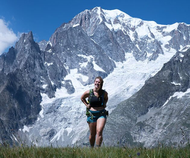 Blogger Bella Bucchiotti of xoxoBella.com shares about hiking the Tour du Mont Blanc with G Adventures. The TMB trek goes through the Alps in France, Italy and Switzerland. Her post shares the 5 reasons why you should hike the Tour du Mont Blanc.