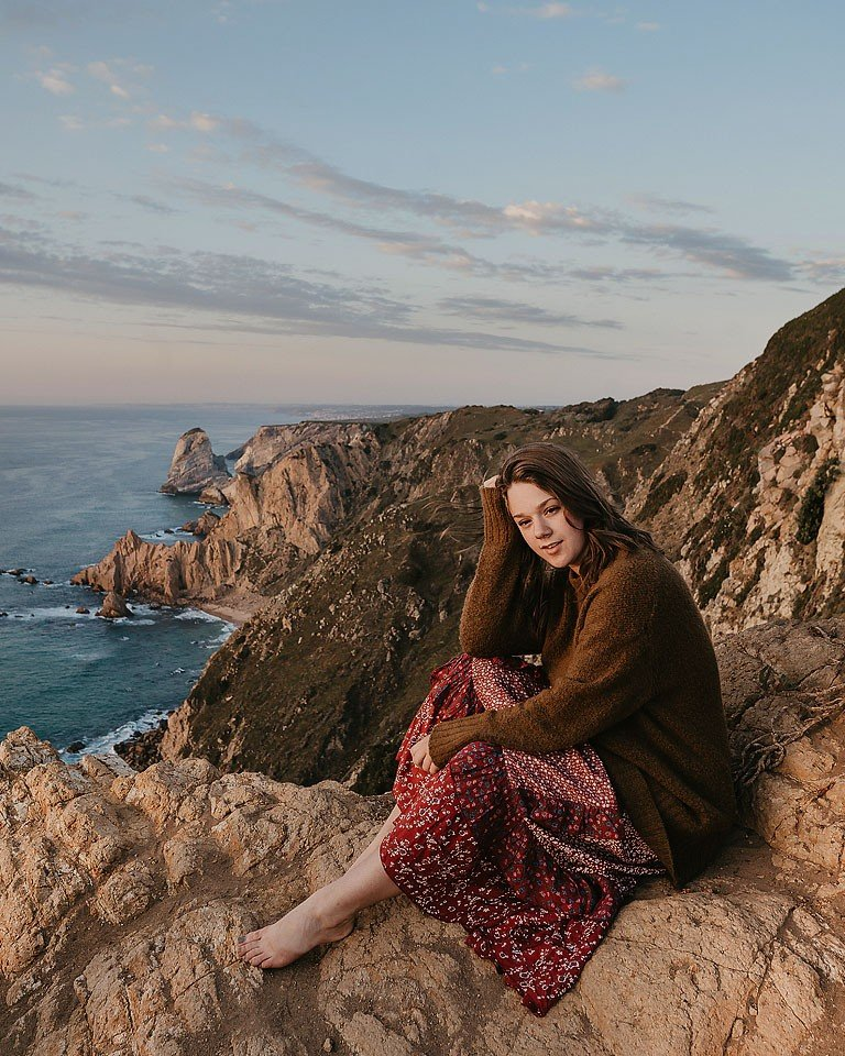 Blogger Bella Bucchiotti of xoxoBella.com shares about her favorite instagrammable spots in Portugal to take photos.