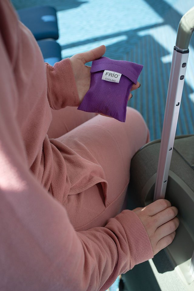Blogger Bella Bucchiotti of xoxoBella.com shares her tips on Flying with an Insulin Pump