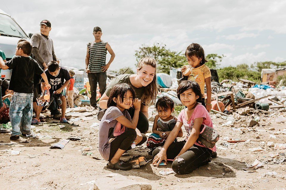 Blogger Bella Bucchiotti of xoxoBella.com shares about her trip to guatemala with Soles4Souls travel
