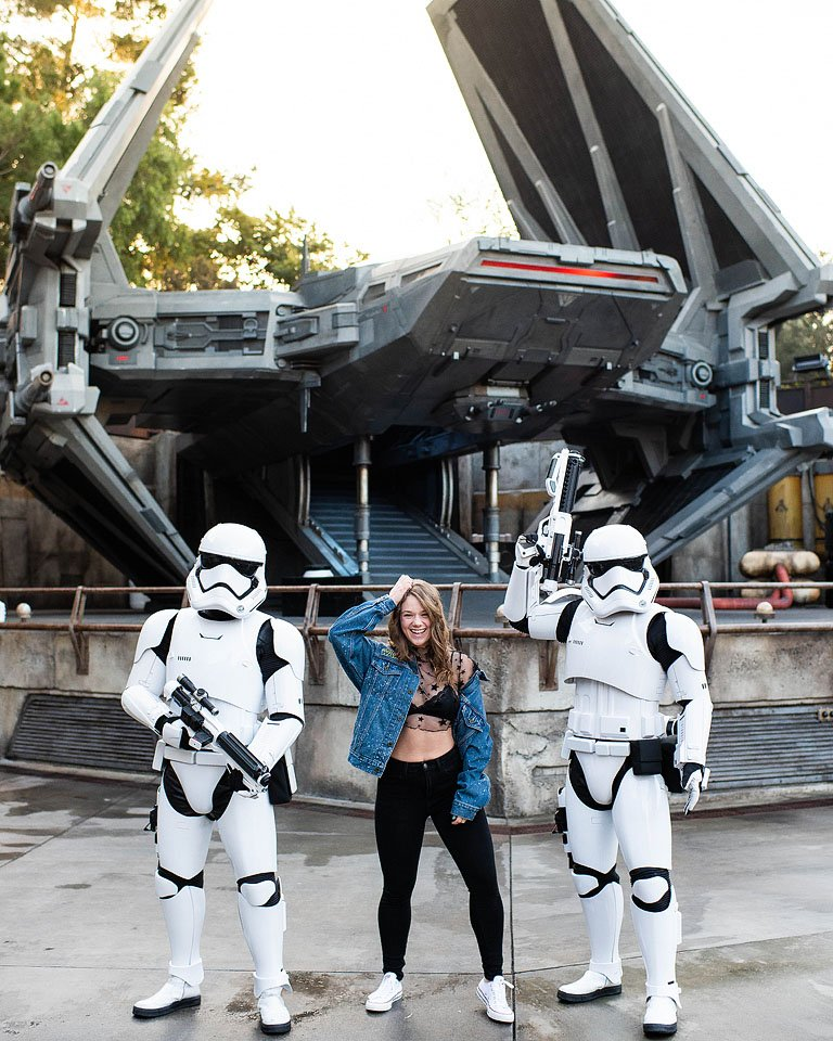 Lifestyle blogger, Bella Bucchiotti of xoxoBella, shares all the best Star Wars captions, puns and quotes perfect for Star Wars Day or May the Fourth.