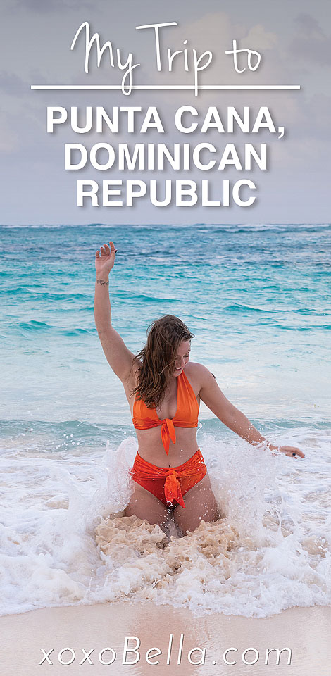 Bella Bucchiotti, a blogger at xoxoBella, shares about her trip to Punta Cana, Dominican Republic and her stay at the Royalton Bavaro Resort with Sunwing Vacations. She also did excusrsions with Nexus Tours.