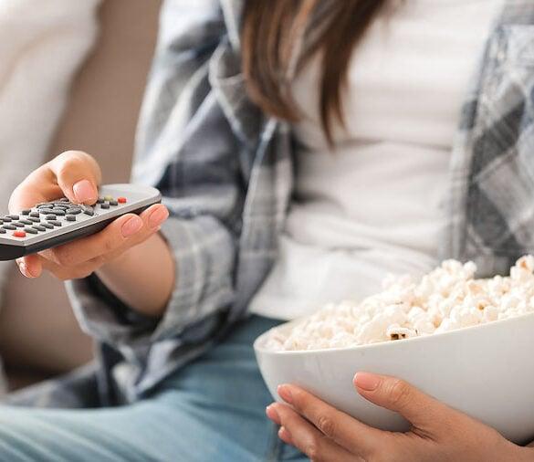 Blogger Bella Bucchiotti of xoxoBella.com shares 20 shows to binge watch during quarantine.