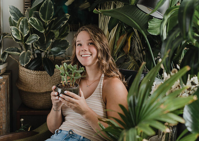 Bella Bucchiotti shares her 3 Tips for Caring for Succulents.