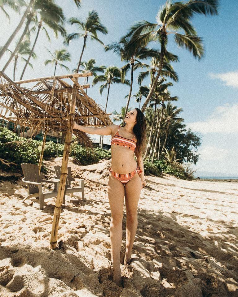 Blogger Bella Bucchiotti of xoxoBella.com shares 60 Instagram captions for beach photos. If you are looking for beach Instagram captions, this post has great caption ideas.
