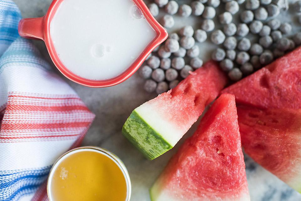 Food blogger, Bella Bucchiotti of xoxoBella shares a recipe for watermelon boba popsicles. They are a refreshing summer treat.