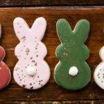 Food blogger, Bella Bucchiotti of xoxoBella, shares a recipe for gluten free sugar cookies. This easy sugar cookie recipe makes the cutest Bunny cookie.