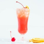 Food blogger, Bella Bucchiotti of xoxoBella, shares how to make a rum runner cocktail. You will love this pineapple rum drink recipe.