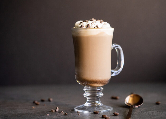 Food blogger, Bella Bucchiotti of xoxoBella, shares a recipe for Irish Cream coffee. You will enjoy a cup of Bailey's Irish cream and coffee!