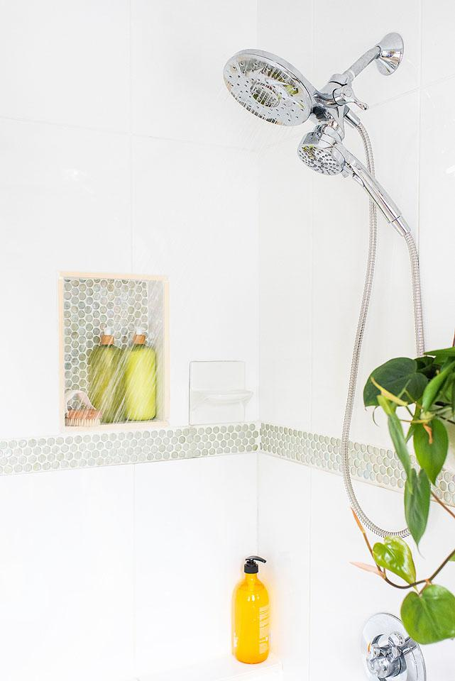 Lifestyle blogger, Bella Bucchiotti of xoxoBella, shares ideas for a bathroom refresh. How to update your bathroom without a renovation.