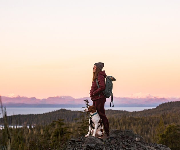 Pet blogger, Bella Bucchiotti of xoxoBella, shares all you need to know about hiking with your dog or backpacking with your dog.