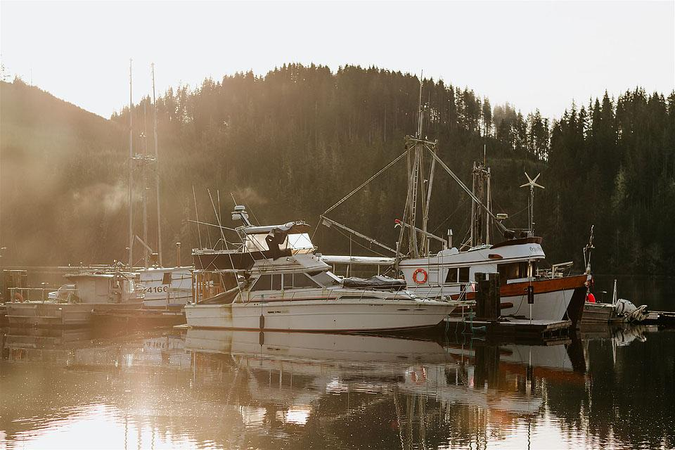 Travel blogger, Bella Bucchiotti of xoxoBella, shares a Port Hardy travel guide with all the hidden gems in North Vancouver Island like Cape Scott Provincial Park, Alert Bay, and Telegraph Cove.