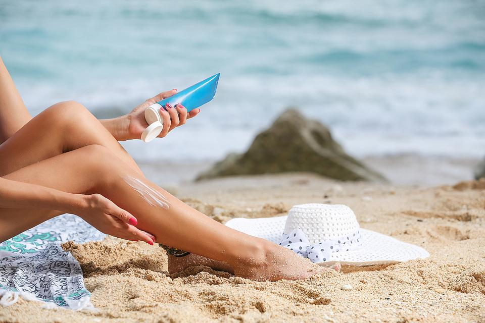 Beauty blogger, Bella Bucchiotti of xoxoBella, shares a guide to summer skin care. Surviving summer with fair skin is easy with these tips.