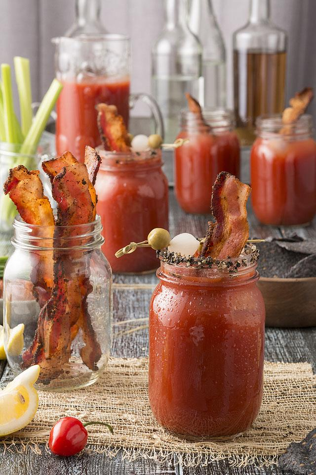Food blogger, Bella Bucchiotti of xoxoBella, shares a recipe for a classic Canadian Caesar. It is easy to make with simple Caesar cocktail ingredients.