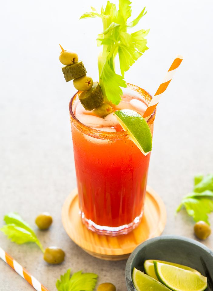 Food blogger, Bella Bucchiotti of xoxoBella, shares a recipe for a classic Canadian Caesar which is Canada's national drink.