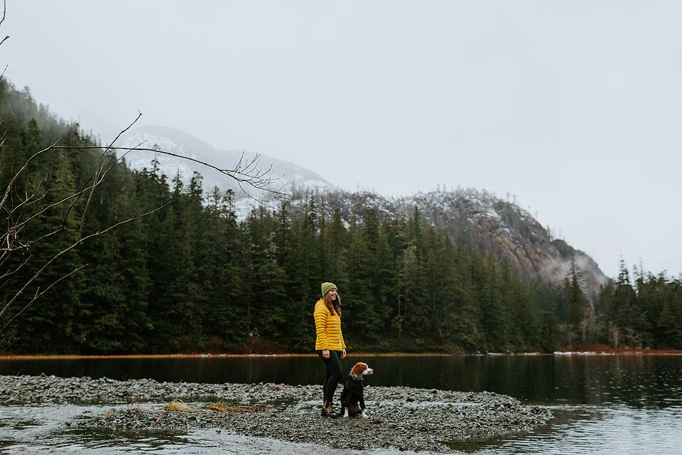 Travel blogger, Bella Bucchiotti of xoxoBella, shares details for planning a vacation to Vancouver Island North British Columbia.