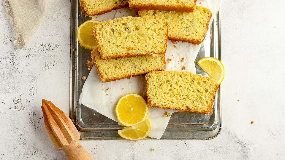 Food blogger, Bella Bucchiotti of xoxoBella, shares a recipe for lemon zucchini loaf with icing. You will love this zucchini bread recipe.